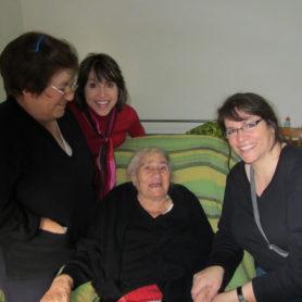 Zia-Carmela-Anita-Lisa-&-Laura